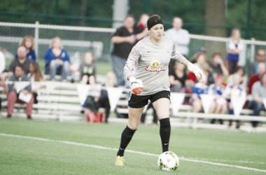 Katelyn Rowland with FC Kansas City (Source: NWSLsoccer.com)