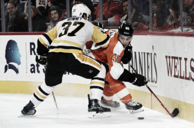 Carter Rowney is one of the league's top PKers (Photo Credit: Len Redkoles/NHLI)