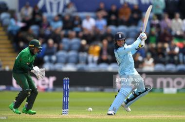 Roy played shots all around the wicket (photo: Getty Images)