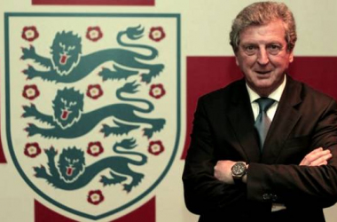 Current England manager Roy Hodgson.