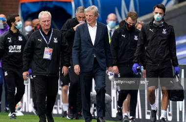 """""""Unless we get help soon the job gets harder and harder"""" says Roy Hodgson"""