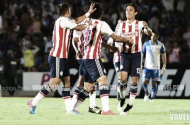 Chivas rumbo al Clausura 2016