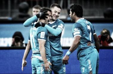 Résumé 10ème & 11ème Journée Russian Premier League : Un Zenit tout puissant, un CSKA à l'arret