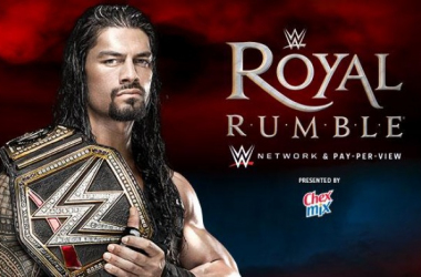 Can Reigns walk out as champion? Photo:WWE