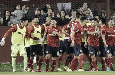 Historial copero vs equipos argentinos