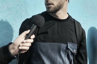 """Lautaro Rinaldi: """"Apuntamos a ganar, pero después los partidos se juegan en la cancha"""""""