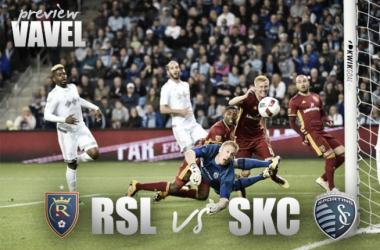 Real Salt Lake and Sporting Kansas City will face off at Children's Mercy Park on October 16, 2016.