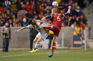 MLS Cup Playoffs: LA Galaxy - Real Salt Lake Second Leg