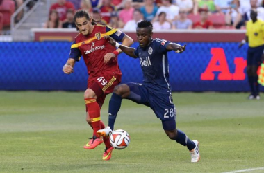 MLS Match Preview: Real Salt Lake at Vancouver Whitecaps