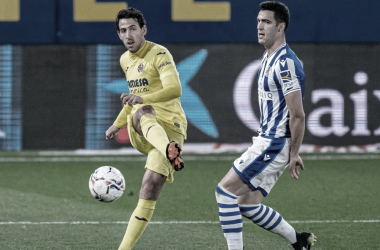 Com gol no último lance, Real Sociedad busca empate fora de casa com Villarreal