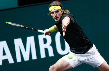 Photo: Pim Waslander/ABN AMRO World Tennis Tournament