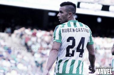 El peligro del Betis: Rubén Castro