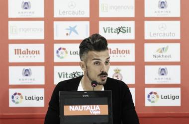 """Rubén de la Barrera: """"Habrá colorido, un día de fútbol auténtico"""""""