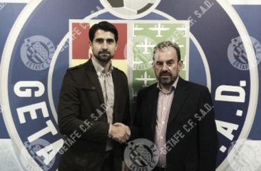 Rubén De la Red, nuevo entrenador del Getafe B