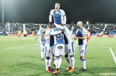 Resumen de temporada CD Leganés: la base del equipo, el centro del campo