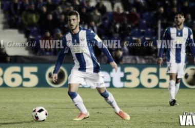 """Rubén Pérez: """"Hasta final de temporada prefiero no decir nada"""""""