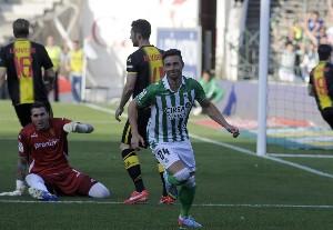 """Rubén Castro: """"El gol temprano fue clave"""""""