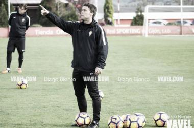 """Rubi: """"Hemos vuelto a competir"""" // Imagen: Diego Blanco - VAVEL"""