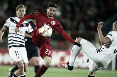 Rubin Kazan - Girondins de Bordeaux (0-0) :Un manque de réussite flagrant pour les Marine et Blanc