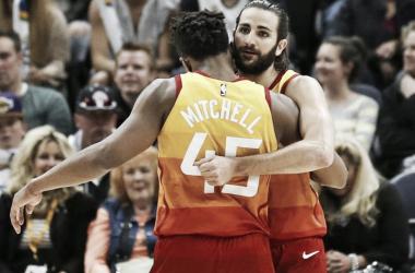 Resumen de la jornada: Utah aprovecha los tropiezos en el oeste, Cleveland sorprende a los Raptors