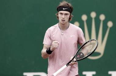 Rublev busca en el segundo campeón debutante en torneos Masters 1000 de la temporada 2021. Foto: ATP