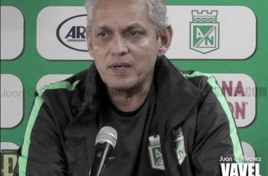 Después de dos años, Reinaldo Rueda se despide de Atlético Nacional. Foto: Juan Camilo Álvarez Serrano