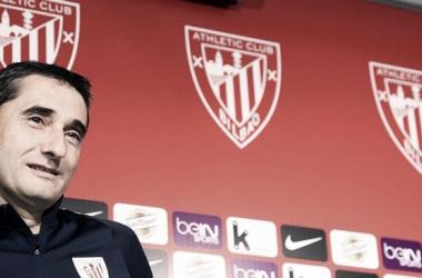 """Valverde: """"Ha sido un partido muy disputado, trabado e igualado"""""""