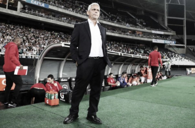 Reinaldo Rueda disputará su primera final en Brasil. | Foto: Flamengo
