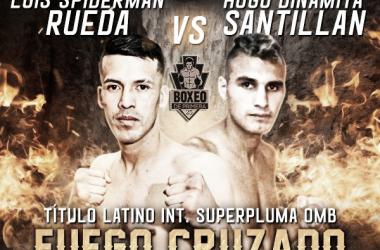 Duelo entre boxeadores de buena línea técnica (Foto: Prensa O.R. Promotions)