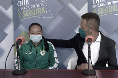 Reacciones tras la victoria de Fortaleza frente a Equidad en  la Liga Femenina