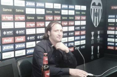 Tras dos años de manager general deportivo, Rufete abandona la entidad valencianista (Foto: Adrián Navarro-VAVEL)