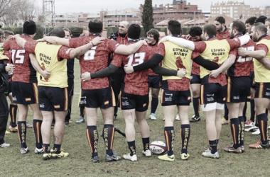 55 leones para dos partidos | Fuente Federación Rugby España.