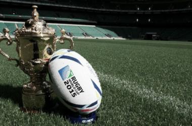 Imagen promocional de la Copa del Mundo de Rugby 2015. Foto: zimbio