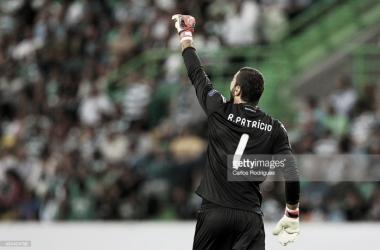 Rui Patrício renova até 2022 pelos leões.