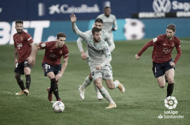Resumen Real Betis vs Osasuna en LaLiga 2021 (1-0)