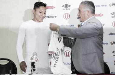 Ruidíaz dejó Universitario en diciembre de 2014 para sumarse a las filas de Melgar. (FOTO: depor.pe)