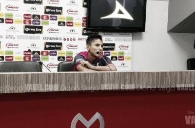 """Raúl Ruidíaz: """"Permanecer en Primera División es mi prioridad"""""""