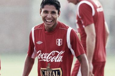 Raúl Ruidíaz participó en la obtención del tercer puesto en la Copa América de 2011. (FOTO: peru.com)
