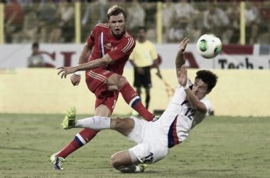 Rusos y coreanos se medirán por primera vez en un instancia mundialista. (Foto: Mundo Deportivo)