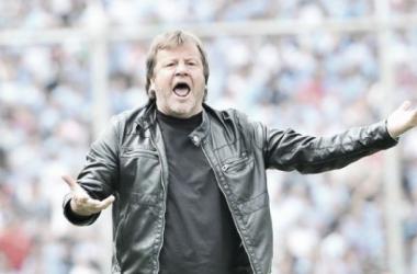 """Zielinski: """"Jugamos bien y ganamos merecidamente"""""""
