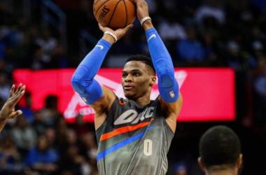 NBA - Westbrook batte Beal, Oklahoma City si avvicina al quarto posto - Foto Thunder Twitter
