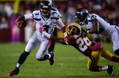 Seahawks Overcome Themselves To Defeat Redskins
