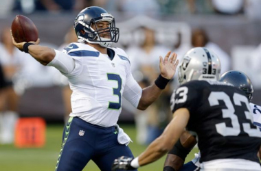 NFL Game Preview: Oakland Raiders at Seattle Seahawks