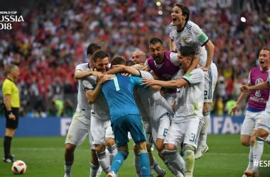 Russia 2018 - Russia ai quarti di finale! Vittoria ai rigori contro la Spagna (3-4 DCR)