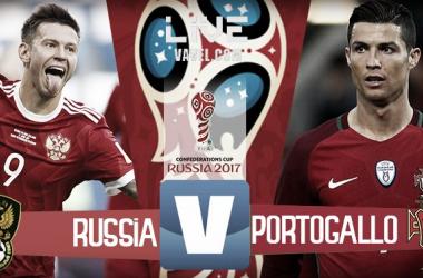 Russia-Portogallo, poche emozioni: la decide Ronaldo