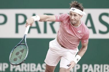 Casper Ruud venceu Fabio Fognini noMasters 1000 de Monte Carlo 2021 (ATP / Divulgação)