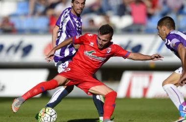 Real Valladolid - CD Numancia: grandes esperanzas