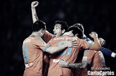 Valencia CF 14/15: bronco y liguero