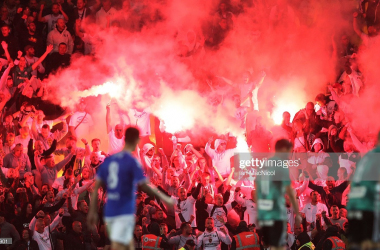 Rangers battle it out with Legia Warsaw to book their place in Europa League Group Stage