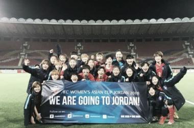 Coreia do Sul e Vietnã conquistam últimas vagas na Copa da Ásia Feminina